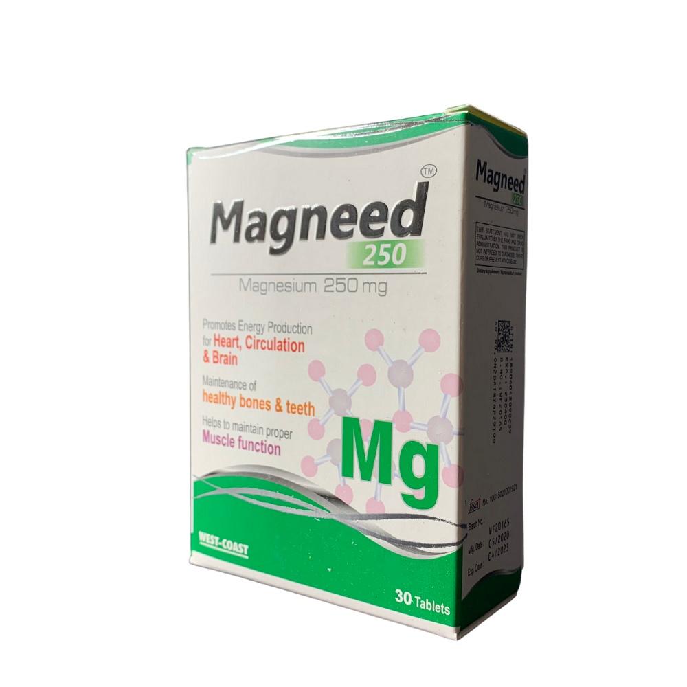 Magneed 250mg, 30 tablete, EsVida Pharma