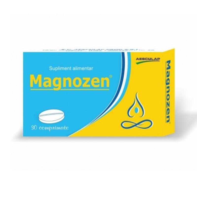 Magnozen, 30 comprimate, Aesculap