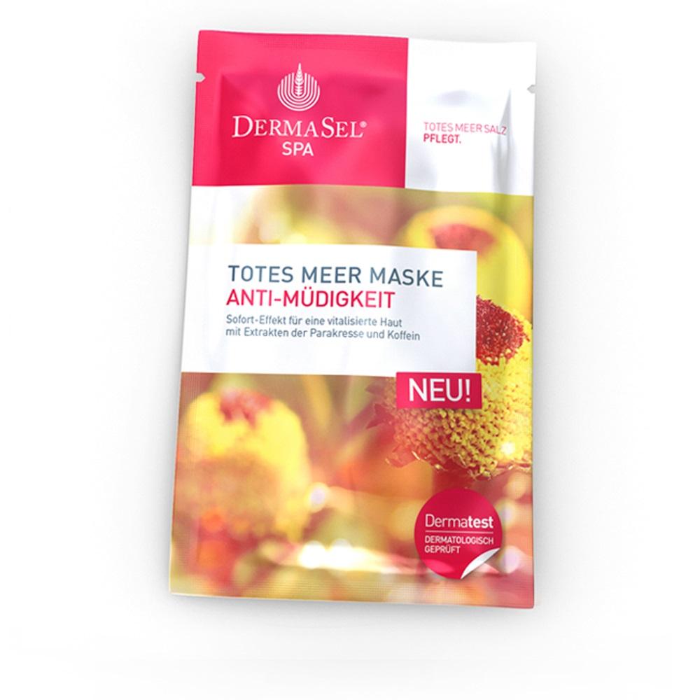 Masca anti-oboseala, 12 ml, DermaSel