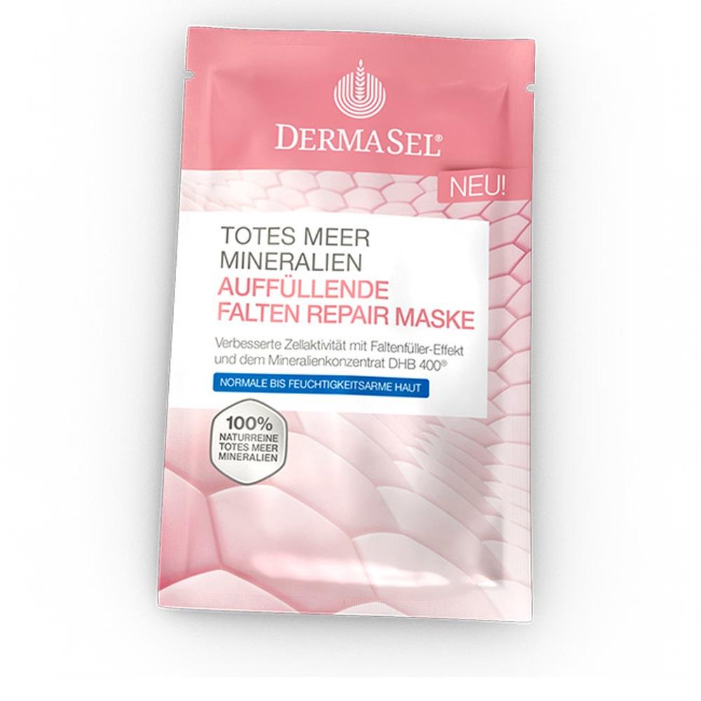 Masca anti-rid reparatoare MED, 12 ml, DermaSel