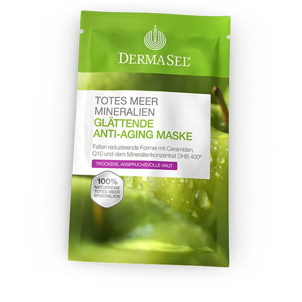 Masca antirid cu mere si coenzima Q10 Exklusiv, 12 ml, DermaSel