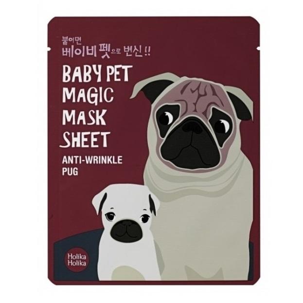 Masca Baby Pet Magic Pug, 22 ml, Holika Holika