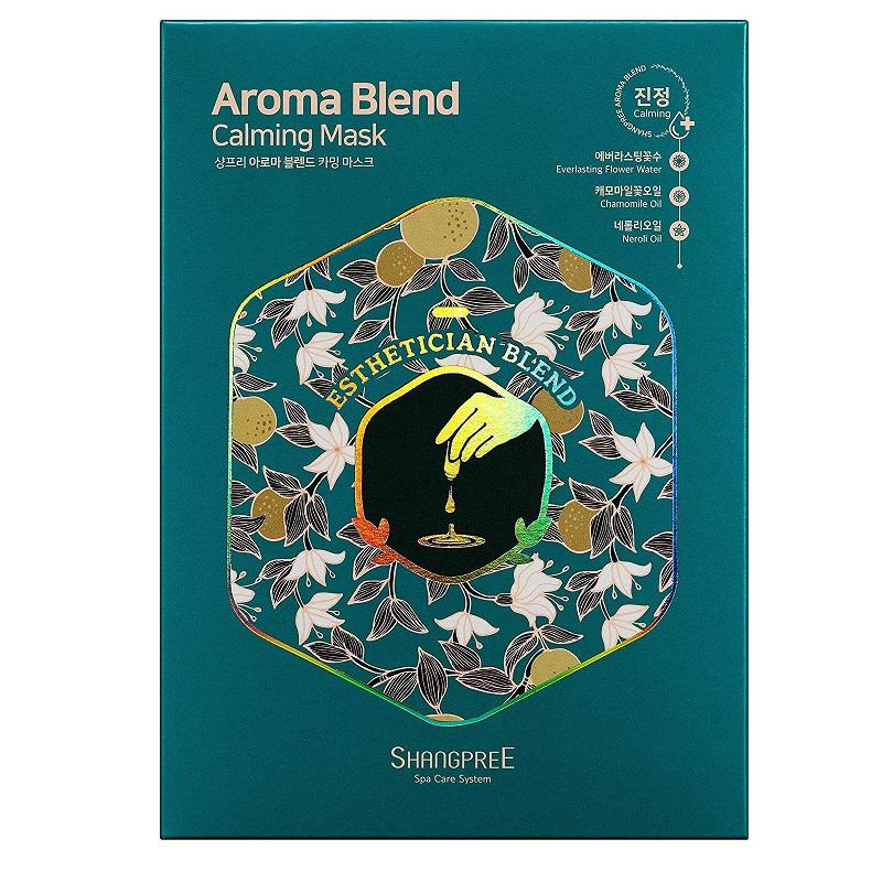 Masca calmanta Aroma Blend, 30 ml, Shangpree