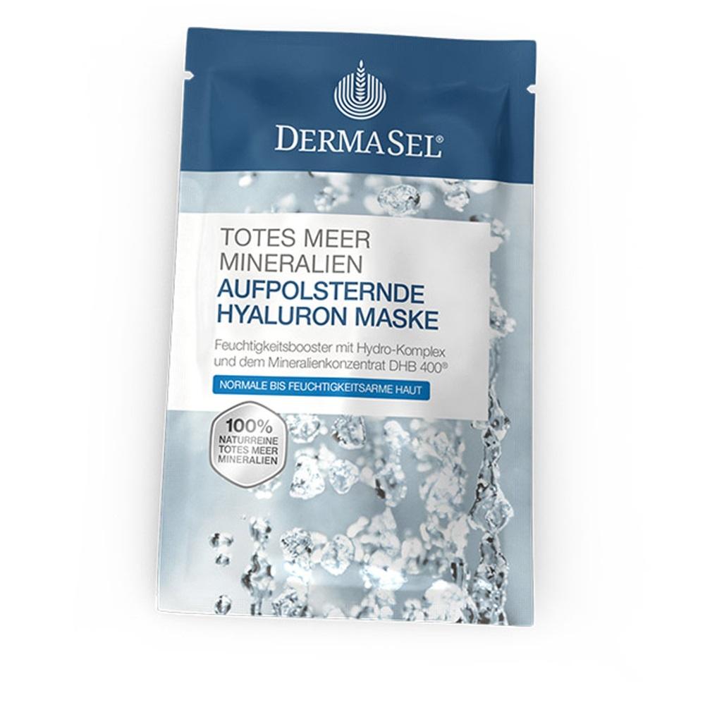 Masca cu acid hialuronic MED, 12ml, DermaSel