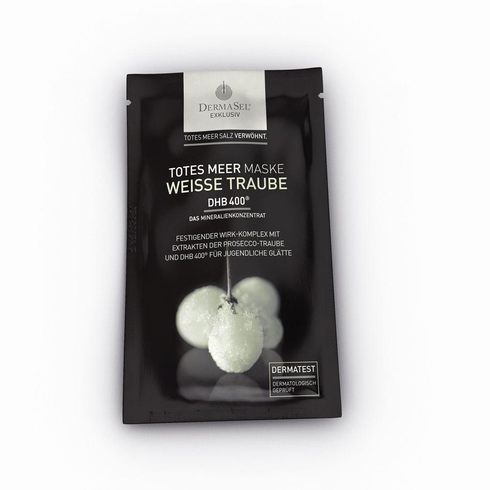 Masca cu struguri albi Prosecco Exklusiv, 12 ml, DermaSel