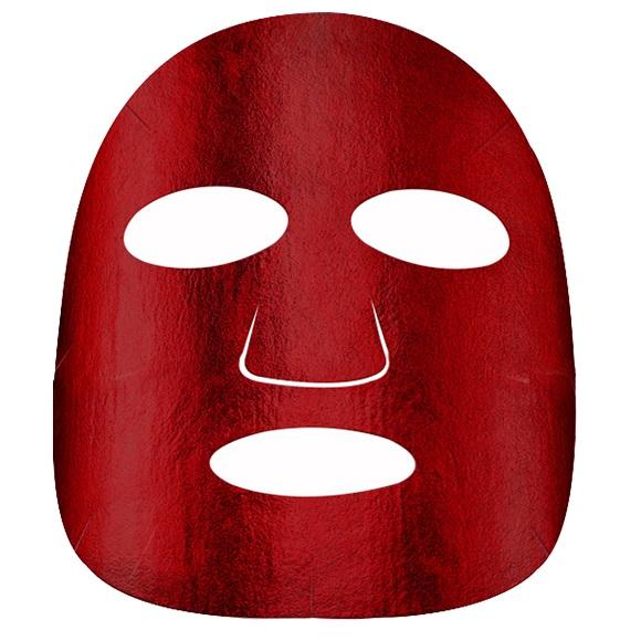 Masca de fata cu efect de incalzire Red Energy, 1 bucata, Yadah