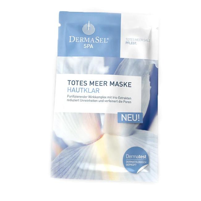 Masca de purificare si curatare a porilor, 12 ml, DermaSel
