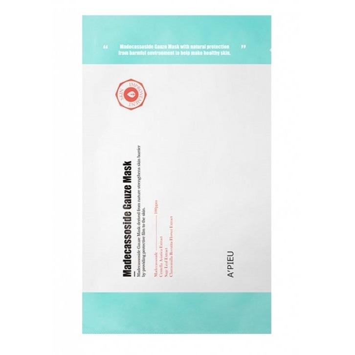 Masca faciala anti-rid cu Madecassoside, 25 g, Apieu