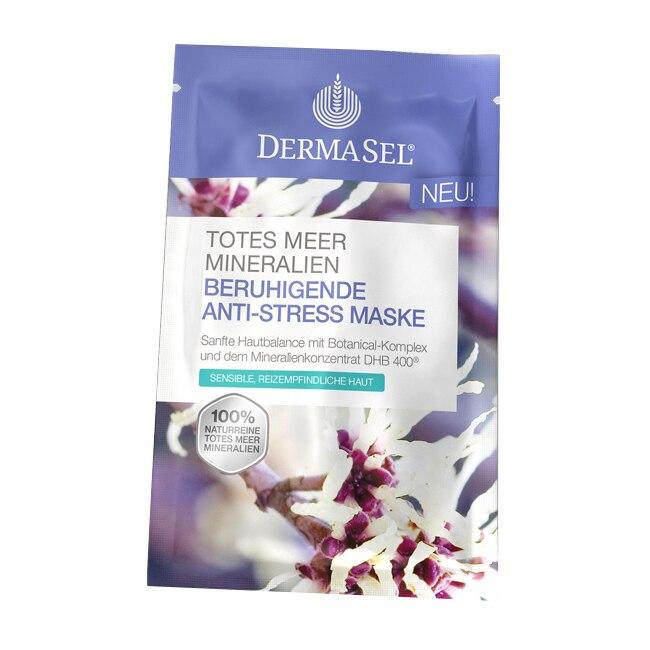 Masca linistitoare anti-stres, 12 ml, DermaSel