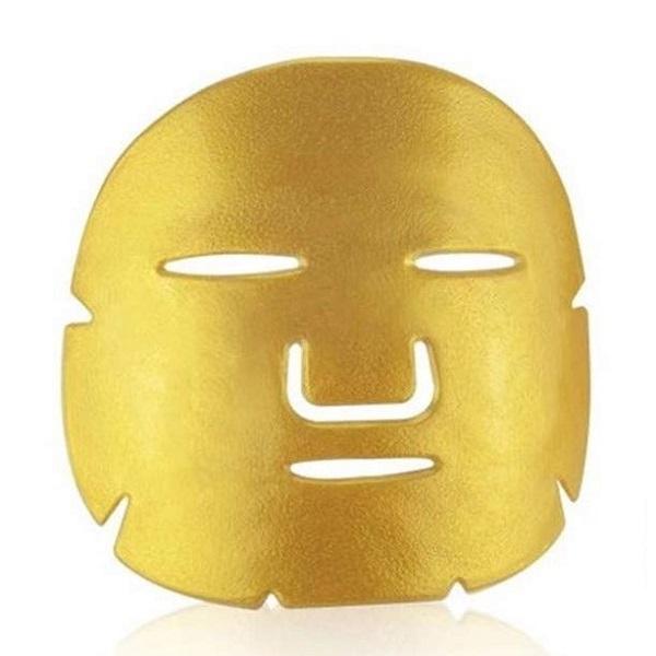 Masca pentru fata Hydrogel Gold, 1 bucata, Belmar Enterprises