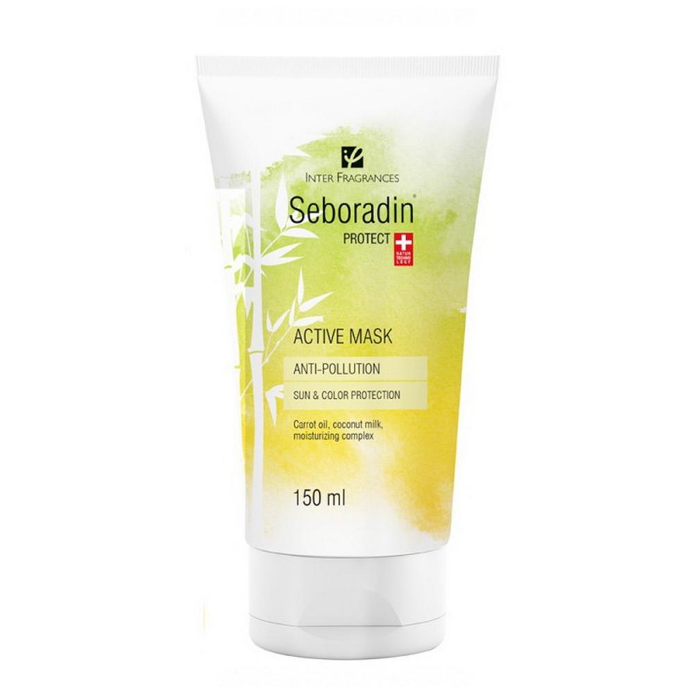 Mască pentru protecția culorii părului Seboradin Protect, 150 ml, Lara