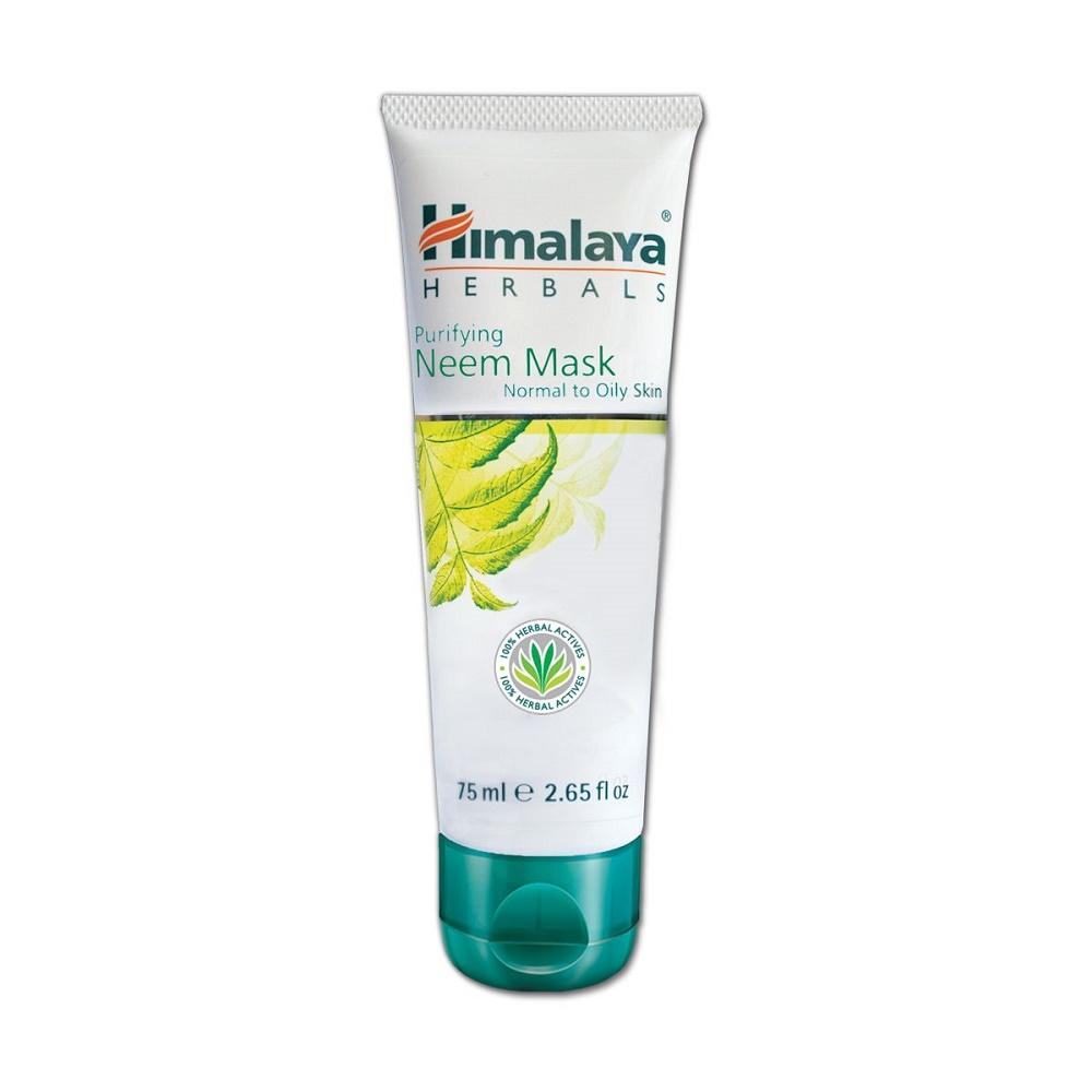 Masca purificatoare cu extract de Neem, 75 ml, Himalaya