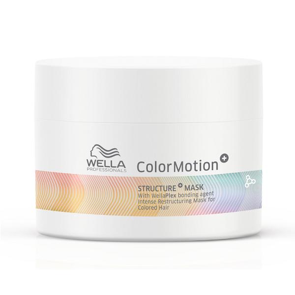 Mască restructurantă pentru părul vopsit Color Motion+, 150 ml, Wella