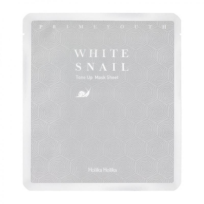 Masca tonifianta cu melc alb, 30g, Holika Holika