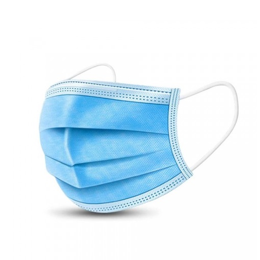 Masti medicale de unica folosinta tip IIR, 50 bucati, Chengdu Puth Medical