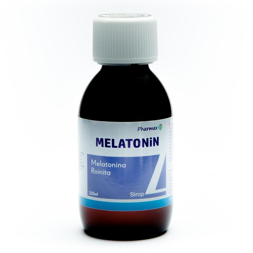 Melatonin 3mg/5ml, 150ml, Pharmex