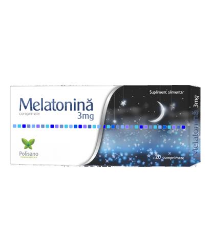 Melatonina 3 mg prospect