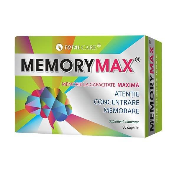 Memory Max, 30 capsule, Cosmopharm