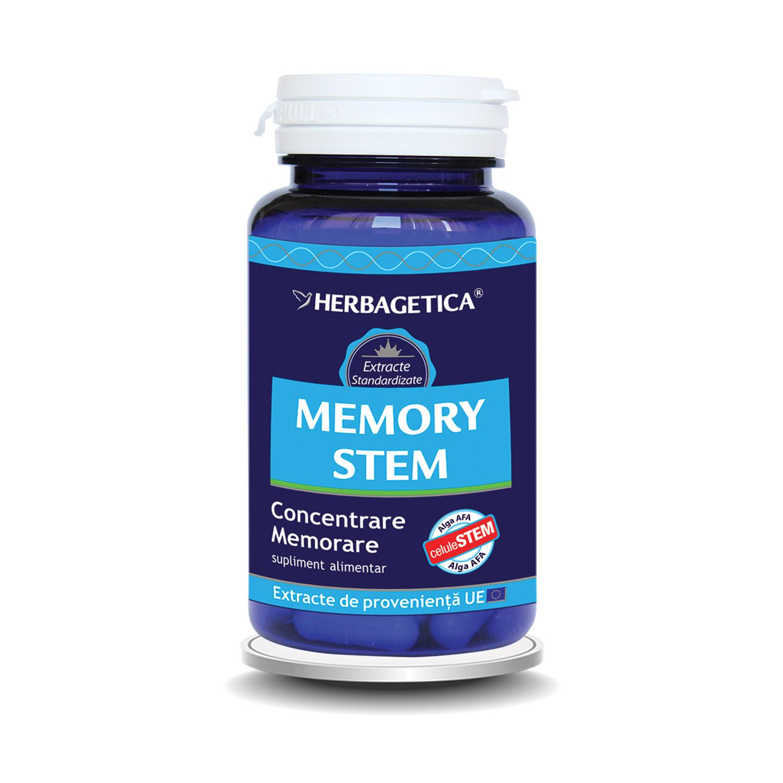 Memory Stem, 60 capsule, Herbagetica