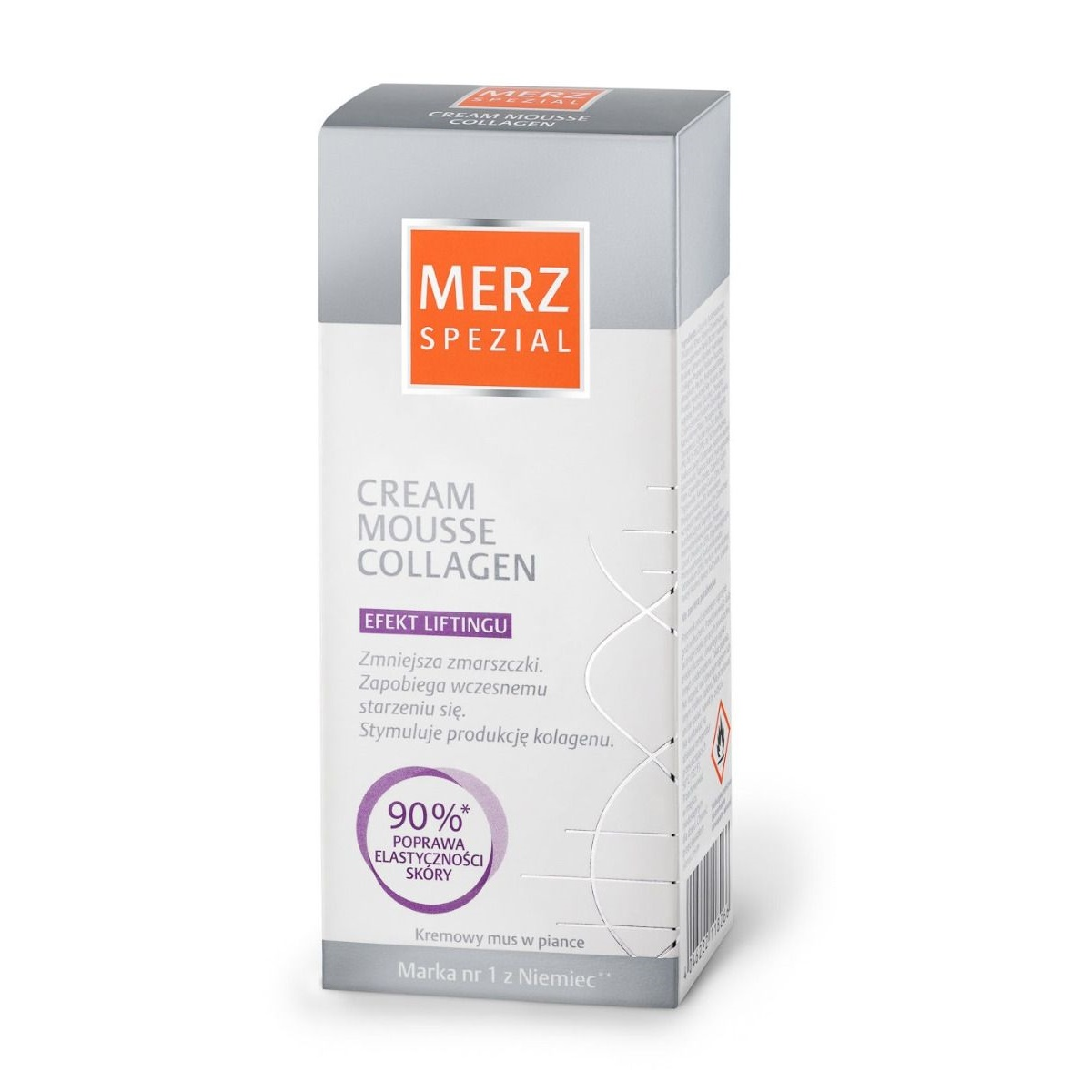 Cremă Collagen Mousse, 50 ml, Merz Pharmaceuticals
