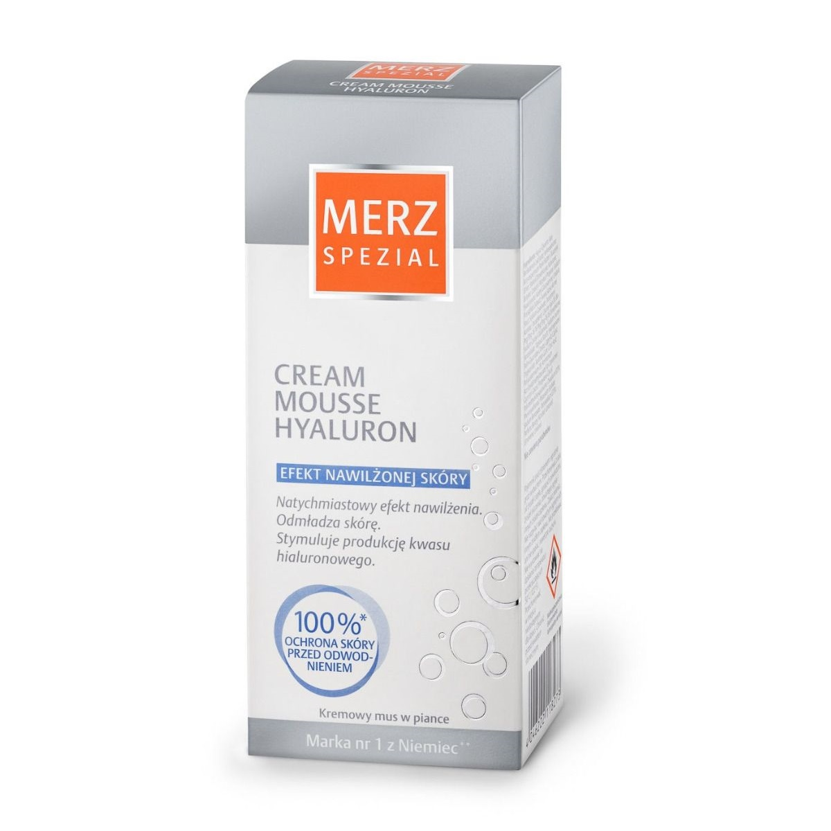Cremă Hyaluron Mousse, 50 ml, Merz Pharmaceuticals
