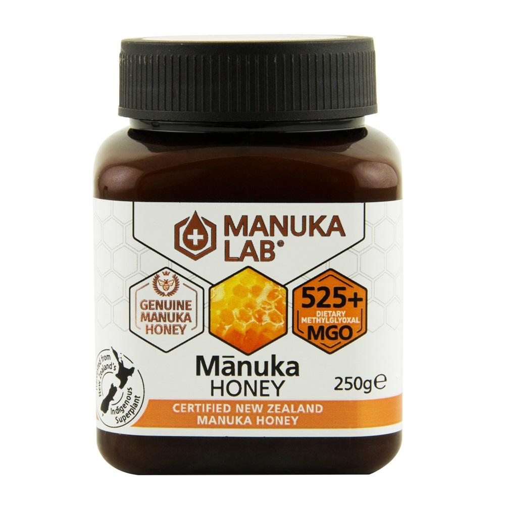 Miere de Manuka MGO 525+, 250g, Manuka Lab