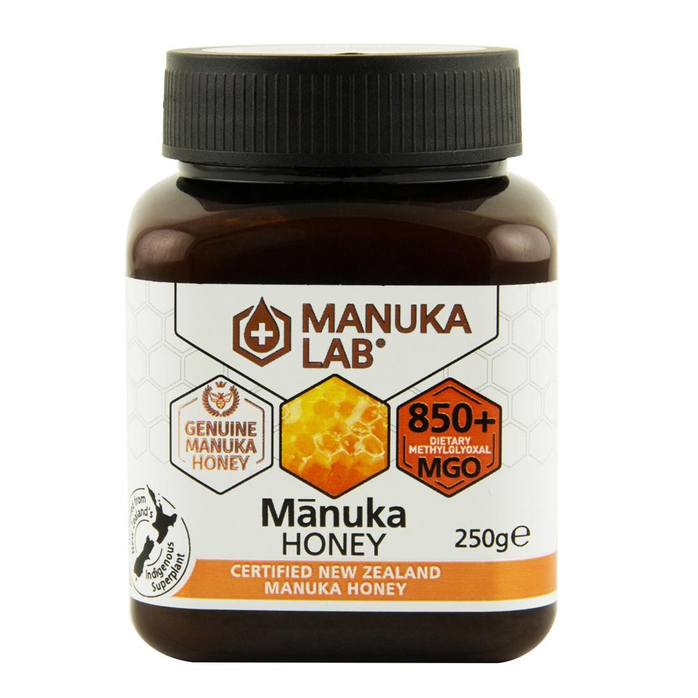 Miere de manuka, MGO 850+, 250g, Manuka Lab