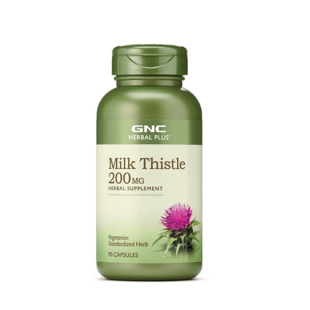 Milk thistle 200 mg ( 391867), 90 capsule, GNC