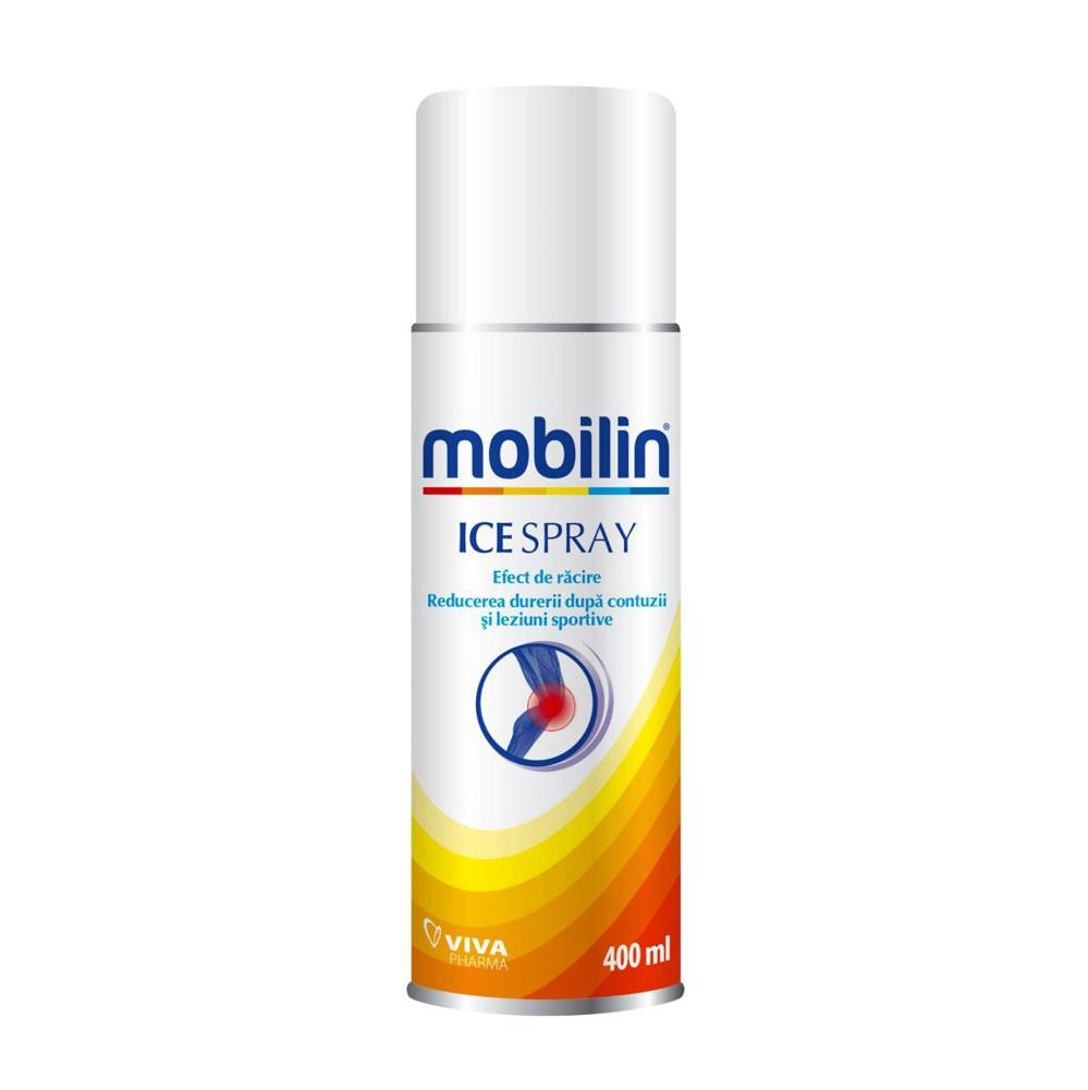 Mobilin Ice Spray, 400ml, Viva Pharma