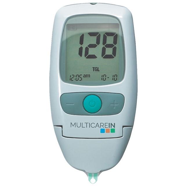 Multicare In analizor glicemie, colesterol, trigliceride, BSI Diagnostics