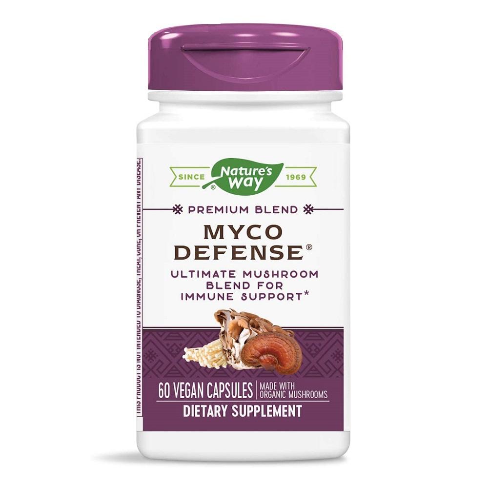 Myco Defense Nature's Way, 60 capsule, Secom