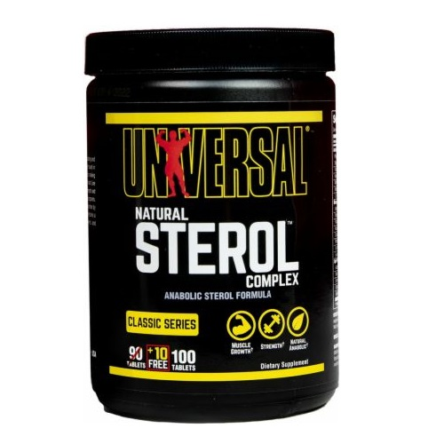 Natural Sterol Complex, 100 tablete, Universal Nutrition
