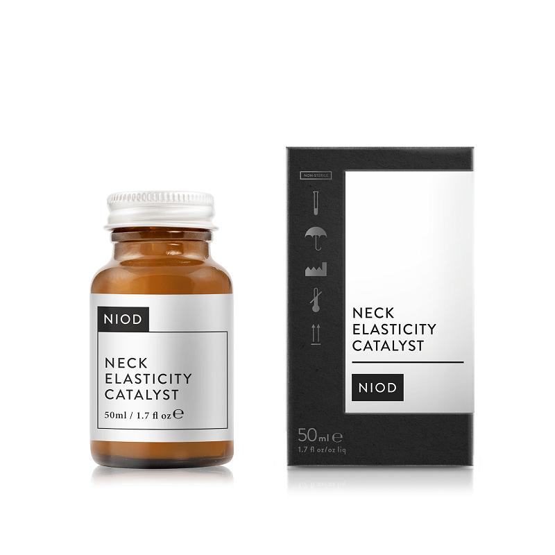 Tratament pentru elasticitate Neck Elasticity Catalyst Niod, 50 ml, Deciem