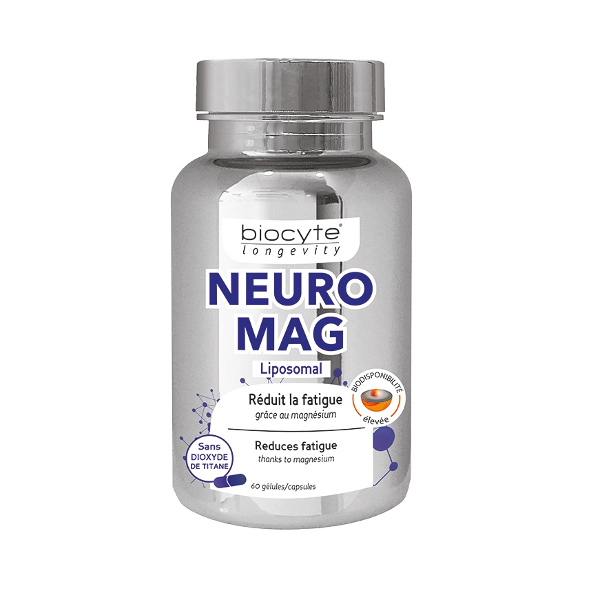 Neuromag, 60 capsule, Biocyte