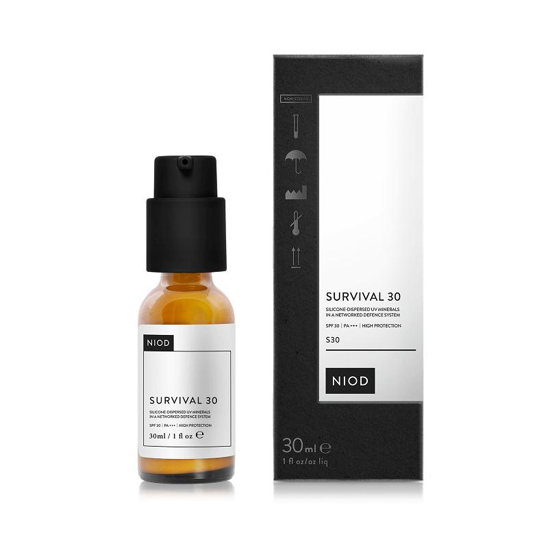 Serum antioxidant Survival 30, 30 ml, NIOD