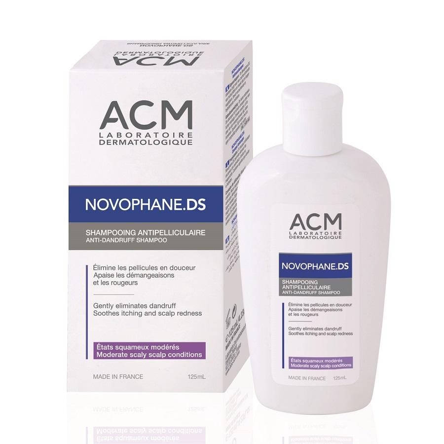 Șampon antimatreata Novophane DS, 125 ml, Acm