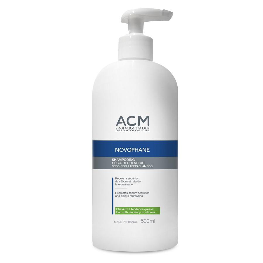 Șampon seboreglator Novophane, 500 ml, Acm