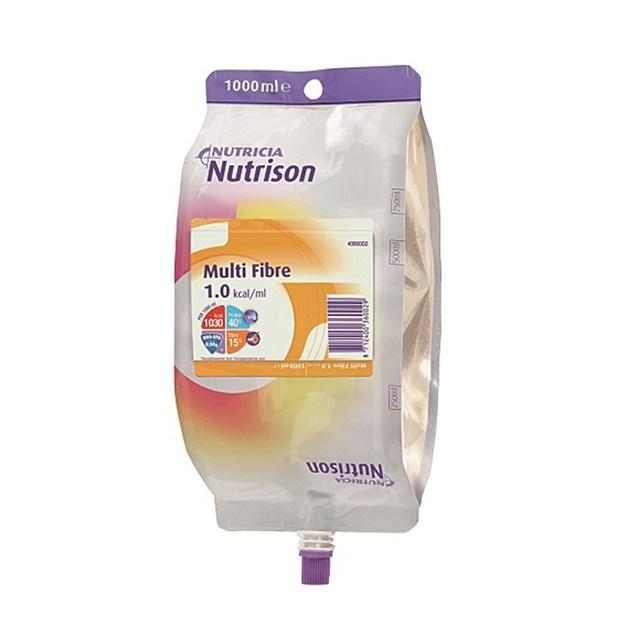Nutrison Multifibre,1000ml, Nutricia