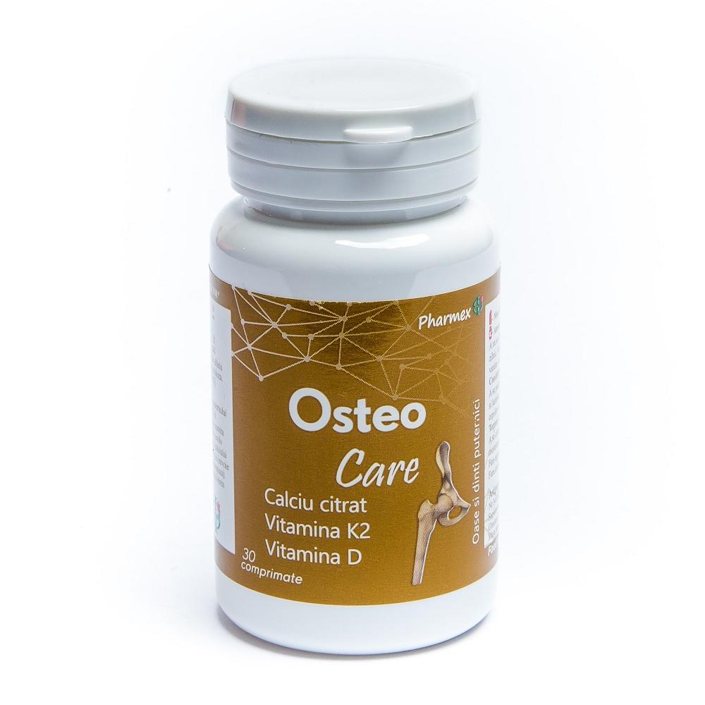 Osteo Care, 30 tablete, Pharmex