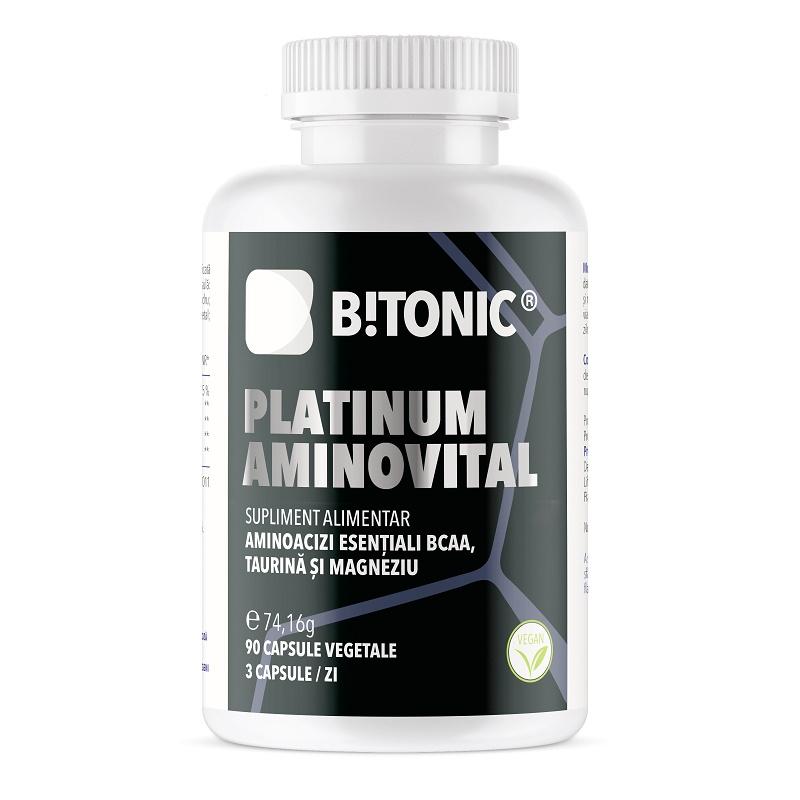 Platinum Aminovital Bitonic, 90 capsule, Lifecare