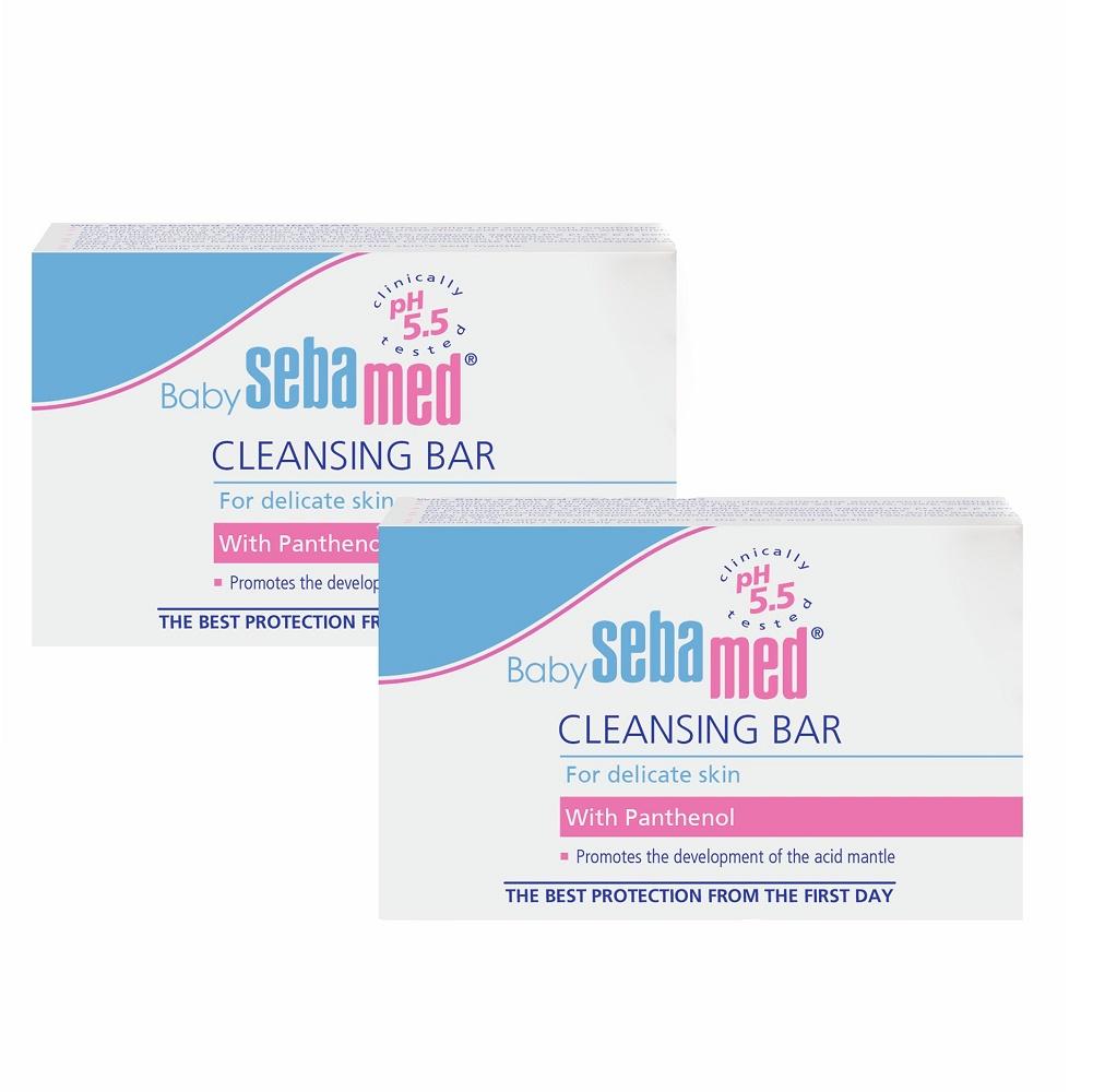 Pachet Calup dermatologic, 100 g (1+1), sebamed