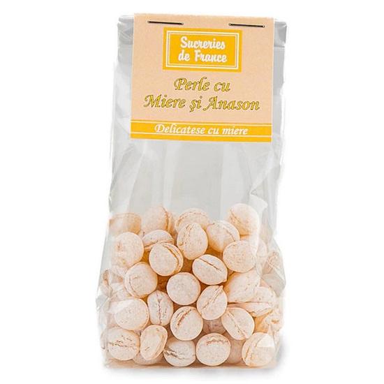 Perle cu Miere si Anason, 100 g, Apidava