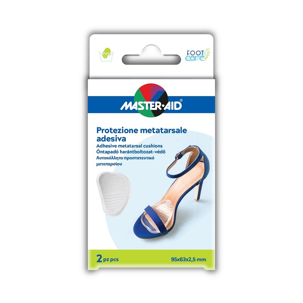 Pernita metatarsiana adeziva Foot Care, 2 bucati, Pietrasanta Pharma