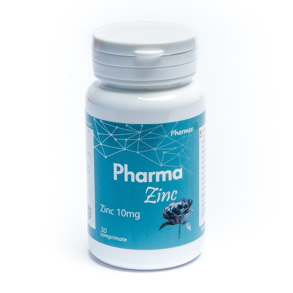 Pharma Zinc, 50 comprimate, Pharmex