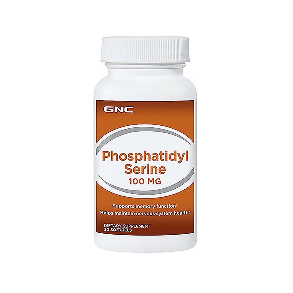 Phosphatidyl Serine 100 mg (298412), 30 capsule, GNC