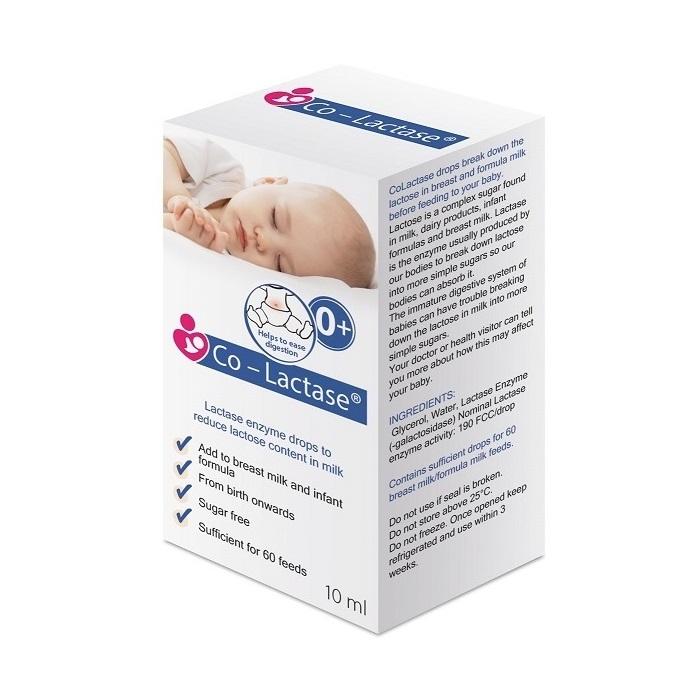 Picături pentru sugari Co-Lactase, 10 ml, Maxima HealthCare Ltd
