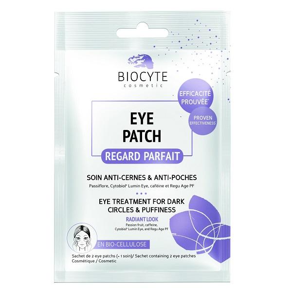 Plasturi anti-cearcane si impotriva pungilor de sub ochi, 2 bucati, Biocyte