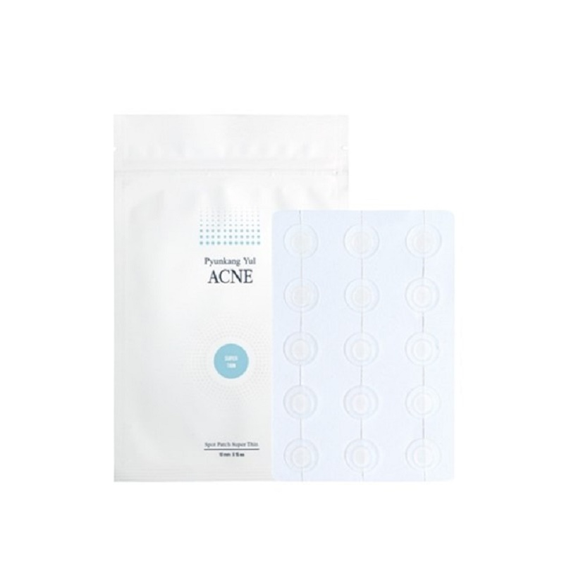 Plasturi hidrocoloidali pentru acnee, 15 bucăți, Pyunkang Yul
