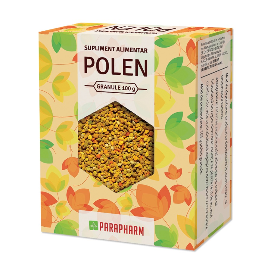 Polen, 100 g, Parapharm