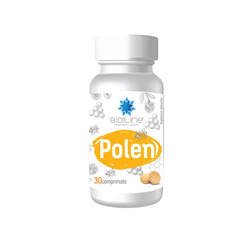 Polen, 30 tablete, Helcor